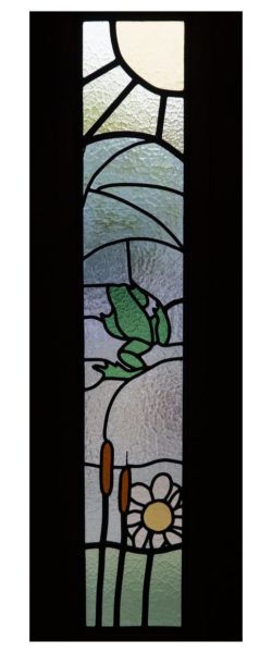 Stained Glass Topic Basho